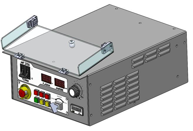 Microwave Plasma Power Supply